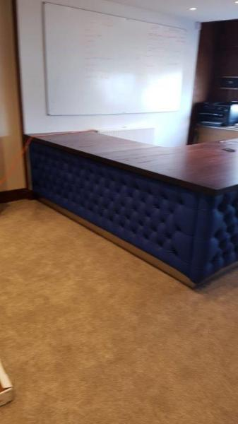 Manufactured Reception Desk